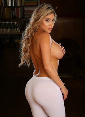 Nude Boobs Yoga Pants Pictures